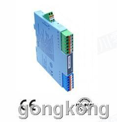 零点 SMT 5012电流信号输入配电隔离器(一入二出)