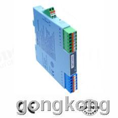零点 SMT5025直流信号输入隔离器(输出回路供电)(一入一出)