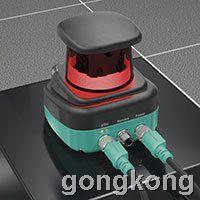 倍加福 创新的2D激光扫描仪-R2000