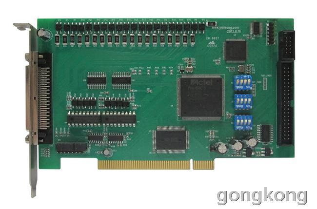 研控科技 MCC1410通用型四轴运动控制卡