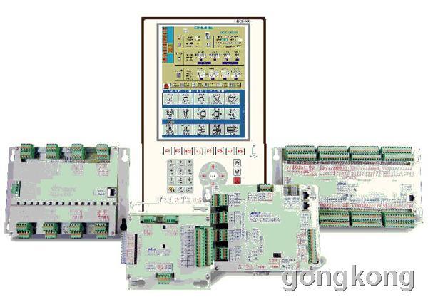 盟立自动化 注塑机组专用-MX1系列控制器