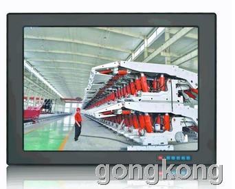 奇创彩晶22寸嵌入式工业显示器 10系列防爆LED显示器