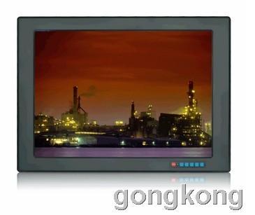 奇創彩晶19寸寬屏嵌入式工業顯示器工業戶外防水顯示器