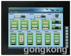 纵横科技 FPM120TC-WT 工业平板显示器