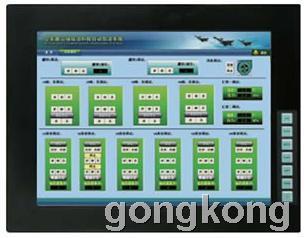 纵横科技 FPM150TC-NT 工业平板显示器