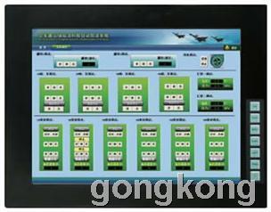 纵横科技 FPM170TC-T 工业平板显示器