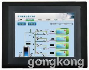 纵横科技 TPC105TC-CAN(A8) 嵌入式人机界面