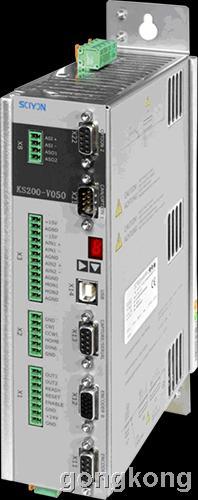 SyncDrive B 系列高性能通用伺服系统