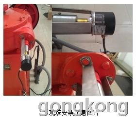 GEMPLE: 水利自动化——卷扬机/螺杆机闸门开度控制编码器
