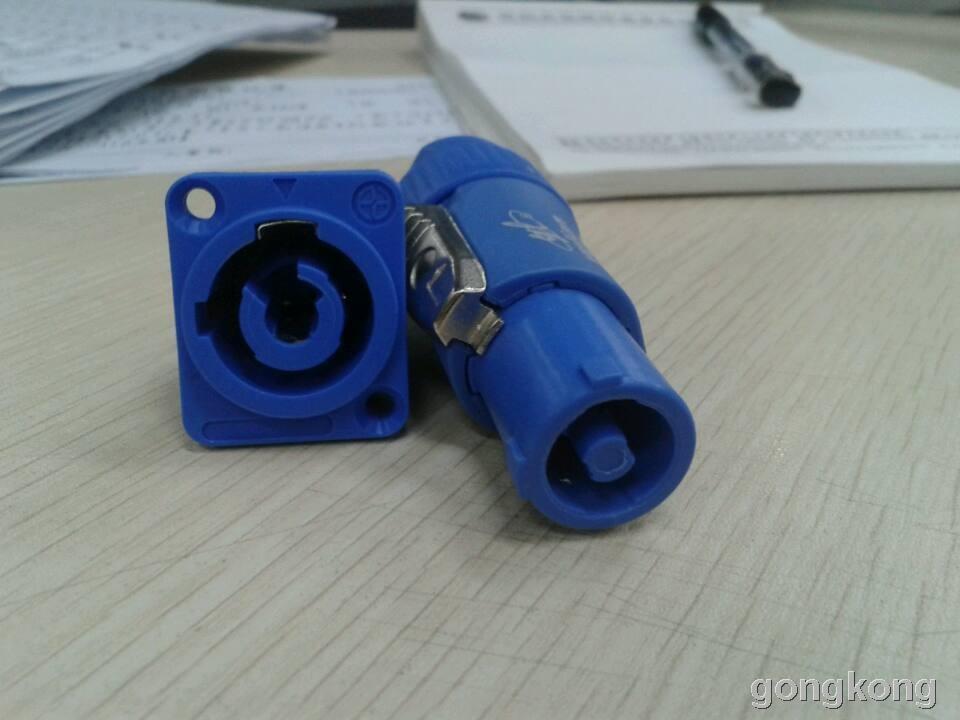 纽曲克航插 LED连接器 防水连接器 航空插头
