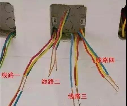 学习老电工电路接头的6个步骤