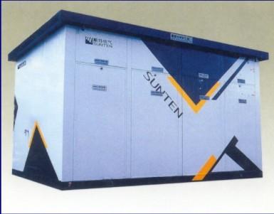 WYBF1-35/10(6)系列无人值班预装式变电站