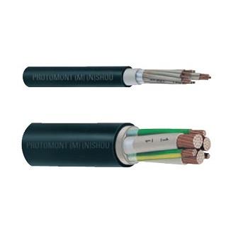 0.6/1KV Cu/XLPE/PVC 1C1.5-1C630