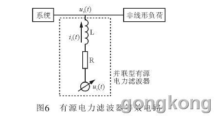 从而使vsr直流侧呈低阻抗的电压源特征;电流型pwm整流器的拓扑结构的