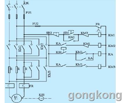 即定子回路串电阻起动,y/△起动,自耦变压器起动和延边三角形起动