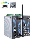 Moxa抗振双射频无线模块 无线网络永不间断