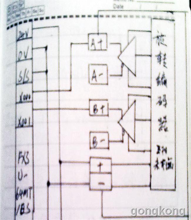 旋转编码器和plc高速计数器在冲击试验机数据测量中的设计应用