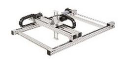 MOTEC推出:ROT龙门导轨ROBOT工业直角坐标机器人