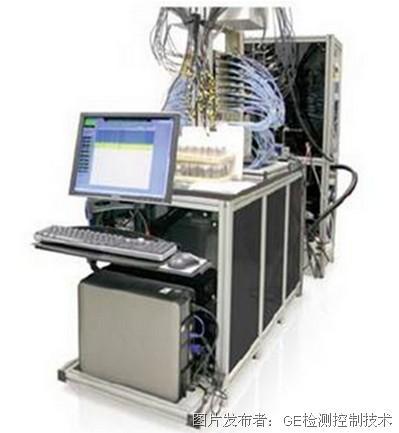 中国第一个GE露点传感器高精度全自动标定系统在常州服务部投入运行