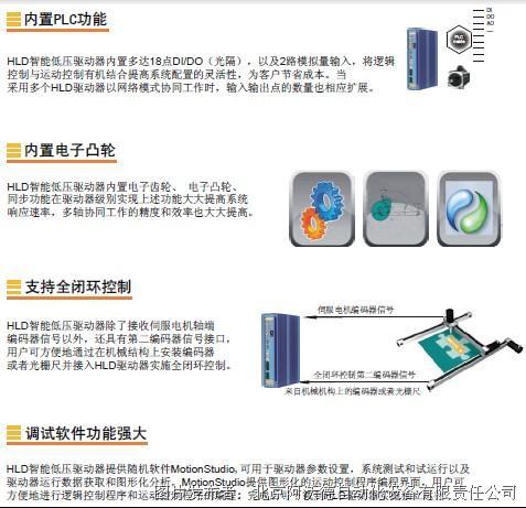 MOTEC低压伺服2