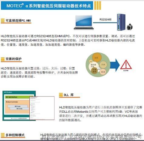 MOTEC低压伺服3