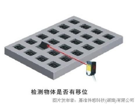 嘉准传感器首度推出JG系列激光传感器