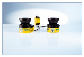 SICK推出S300 Mini - 世界上最小的安全激光扫描器