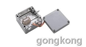 魏德米勒推出坚固的Klippon®接线盒解决方案