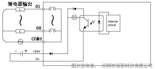 e16r继电器输出模块