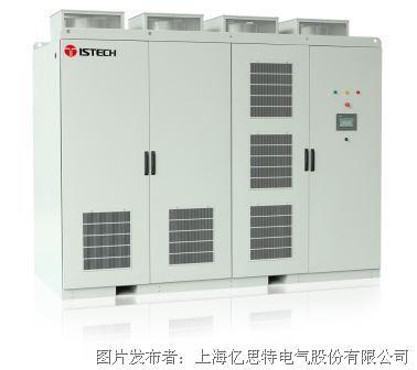 亿思特电气推出新产品第二代高压变频器IDrive2000系列