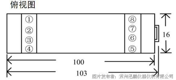 苏州迅鹏推出模拟信号转频率信号