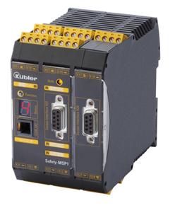 库伯勒推出用于安全驱动监控的安全模块