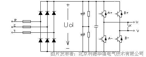 图  功率模块内部电路结构