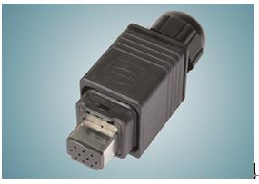HanPushPull信号连接器:为所有重要导体提供可靠的信号传输