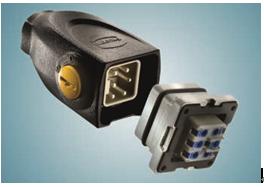 Han-Yellock10连接器,满足从能源供应到数据传输的所有需求