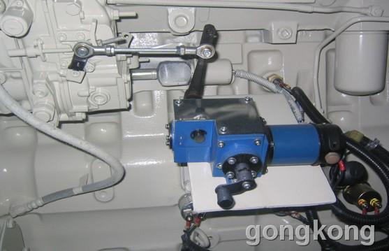 康明斯柴油机发电机机械调速器: 1,适用机型:进口的b和c 2,手动机旁