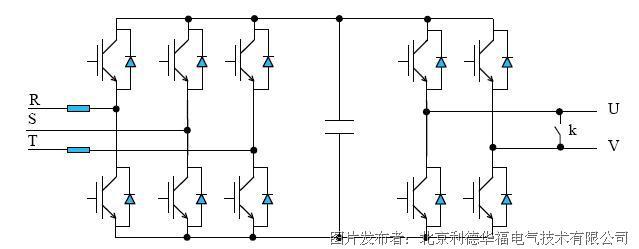 老式逆变电路图