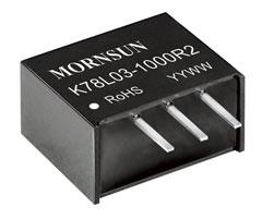 金升陽推出K78L-1000R2高效型3端穩壓器