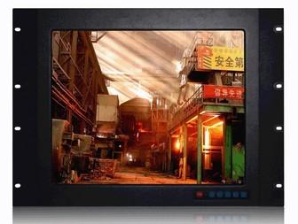 奇创彩晶19上架式工业液晶显示器
