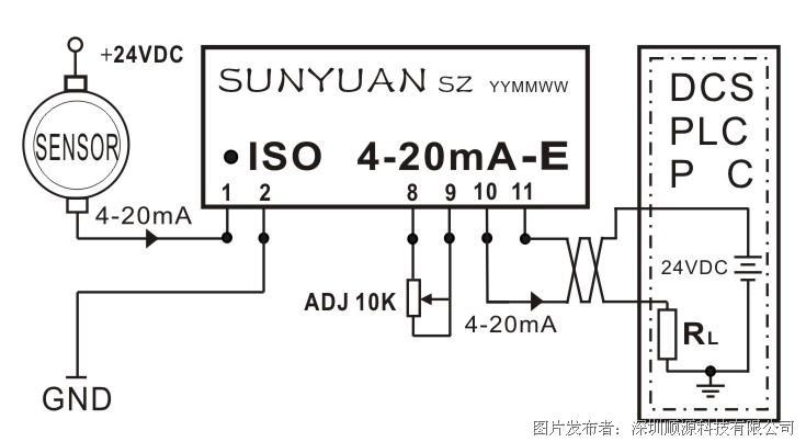 顺源推出PLC与传感器信号匹配、冲突的解决方案