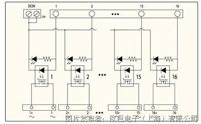eumax 欧巨电子ssrm继电器模组
