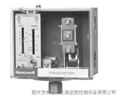 上海圣懋 honeywell L404T,V 燃油压力控制器