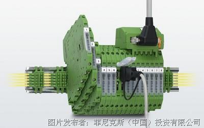菲尼克斯电气超薄隔离放大器