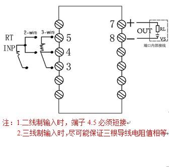 mm440温度检测电路