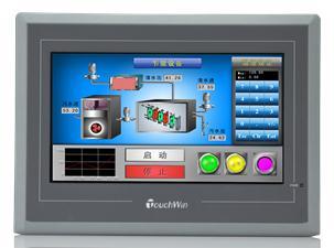 信捷推出全新触摸屏TE765