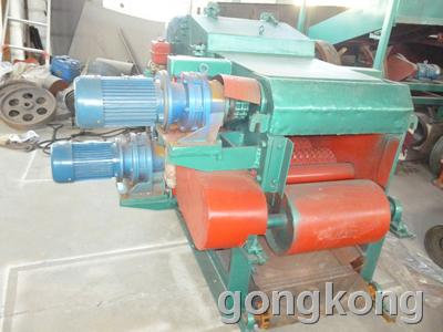 木材削片机|可移动油电两用木片机|专业粉碎设备