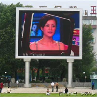 无需连线!技嘉H77N-WIFI利用于户外LED广告-技嘉科技