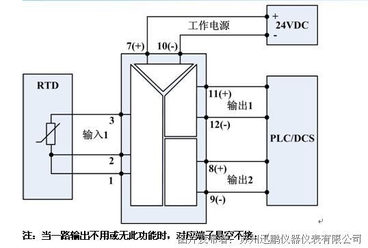 XP系列热电阻温度变送器(一进一出,一进二出)是利用铂电阻/铜电阻/镍电阻的阻值随温度改变的特性,接收现场热电阻的电阻信号,经过隔离和线性化处理后,转换成与温度成线性关系的一路或二路标准信号。 u输入、输出、电源三方完全隔离,抗干扰能力强 u精度高,线性度高,长期运行稳定性高 u模块化设计,体积小,功耗低,适合密集安装 u可带电插拔,安装、拆卸、维护方便简单 选型代码: