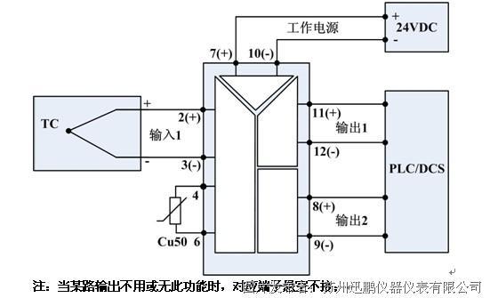 苏州迅鹏推出xp系列热电偶温度变送器-新品速递