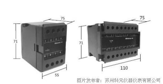 苏州科元单相交流电压变送器图片